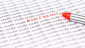 bad credit for people