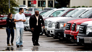 auto sales in houston