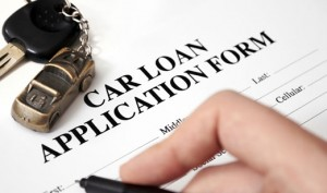 car loan application in houston