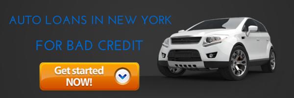 Bad Credit Auto Loans New York