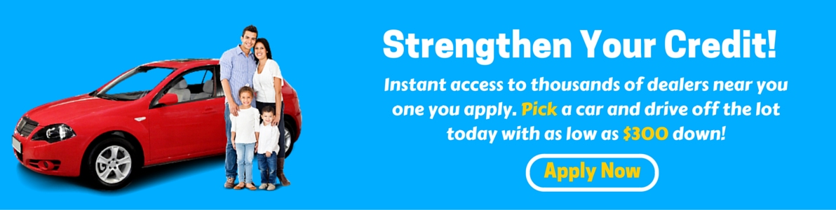 Strengthen Your Credit!