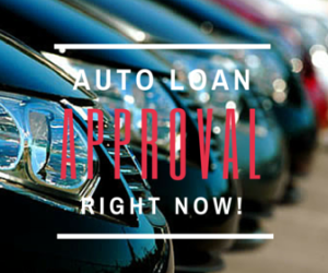 Auto Loan approval Boston MA