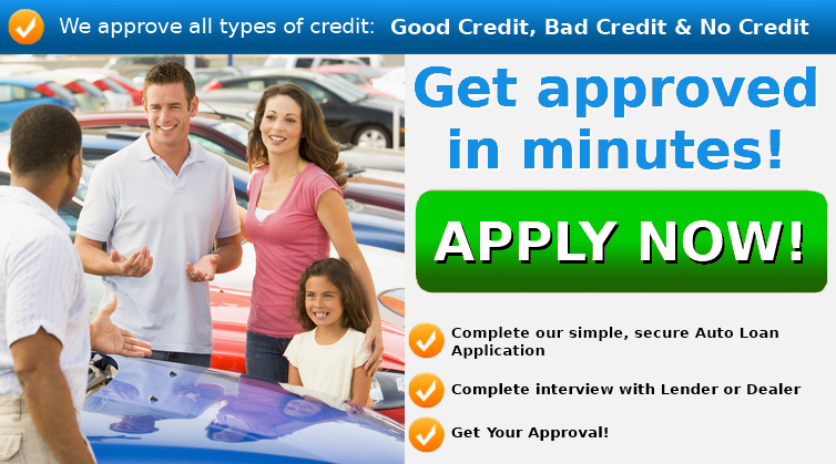 Auto loans in Dallas Texas