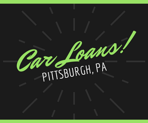 Pittsburgh 99 down car loans for bad credit